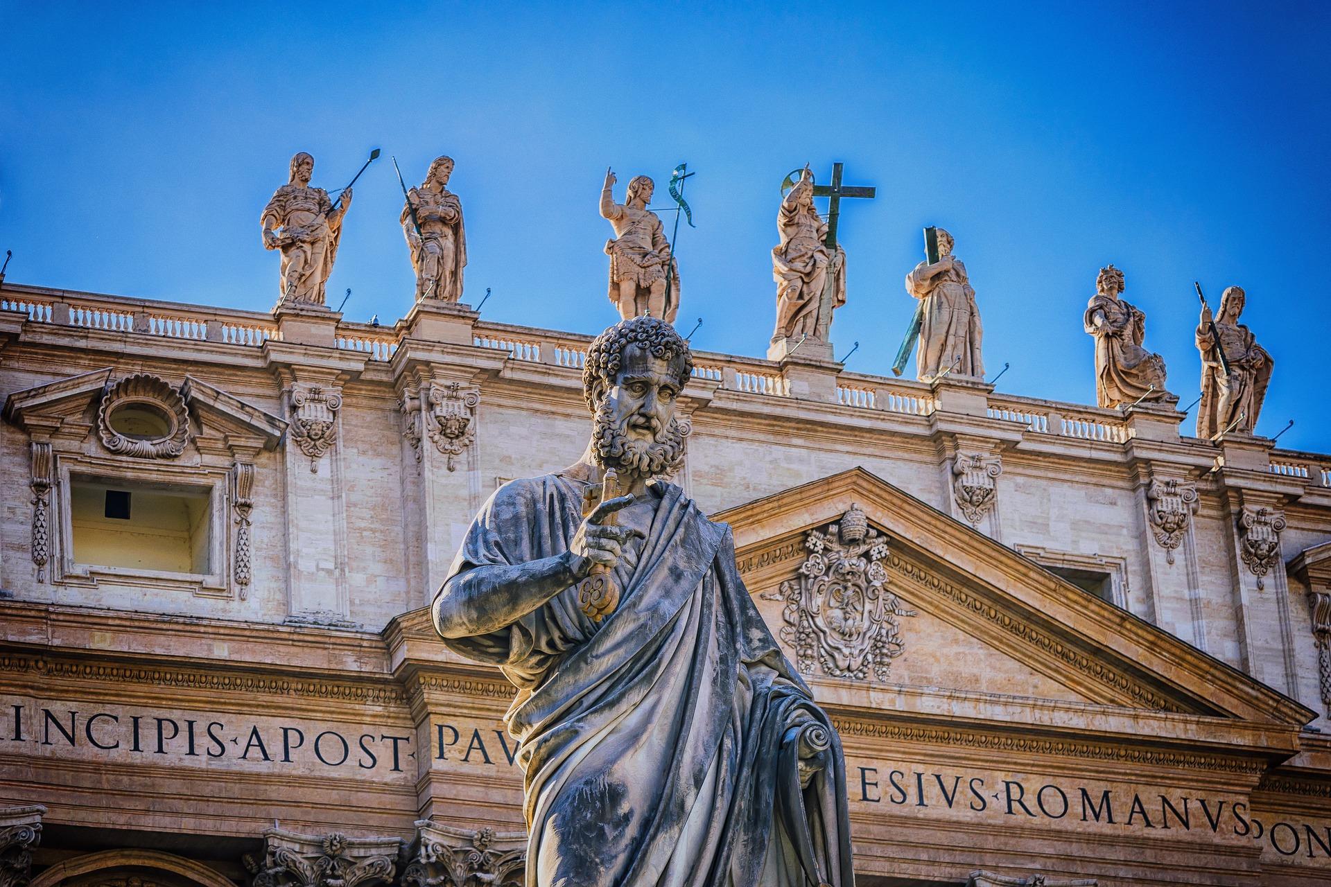 st peters basicillica, vatican