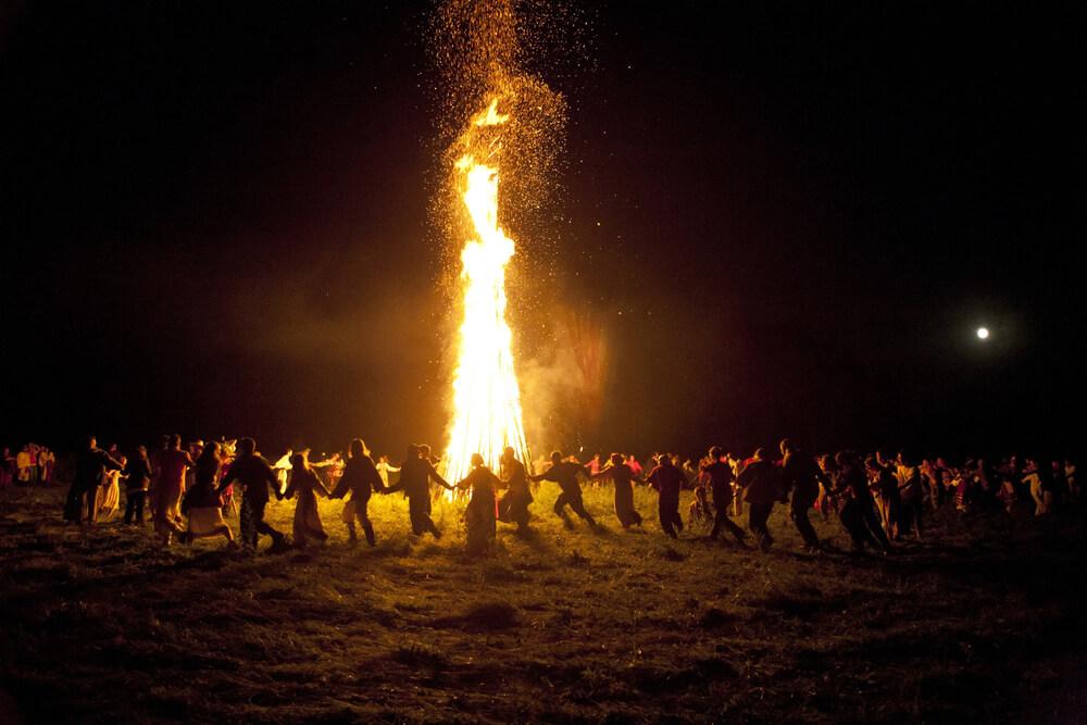 Kupala Night Solstice Celebrations