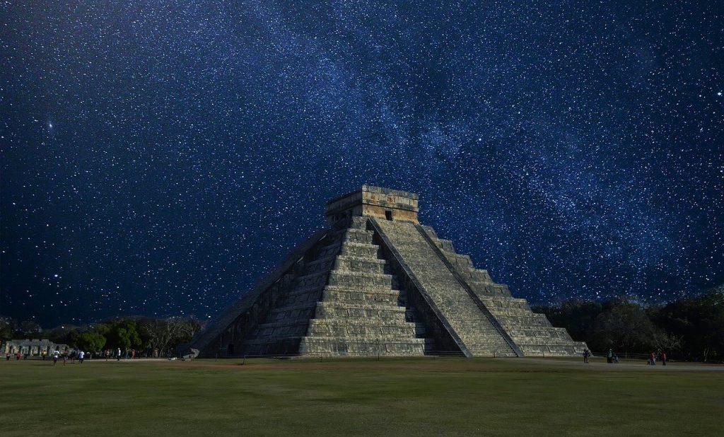 Mayan Pyramid Mexico